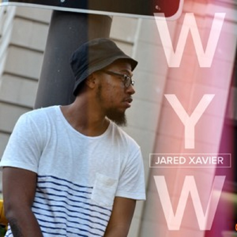 "Jared Xavier offers up, ""Whatever You Want"""