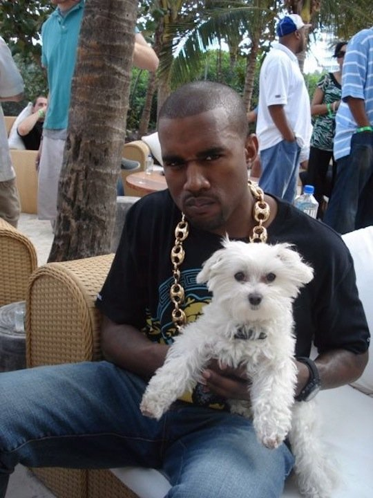 #NationalPetPhotoDay: Adorable photos of rappers cooling with the animals