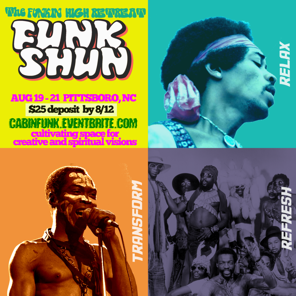 FUNKSHUN hosts the creative retreat you've been waiting for