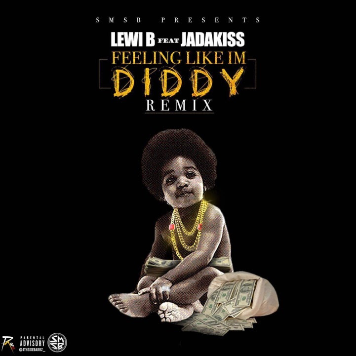 "Lewi B. enlists Jadakiss for ""Feeling Like I'm Diddy"""