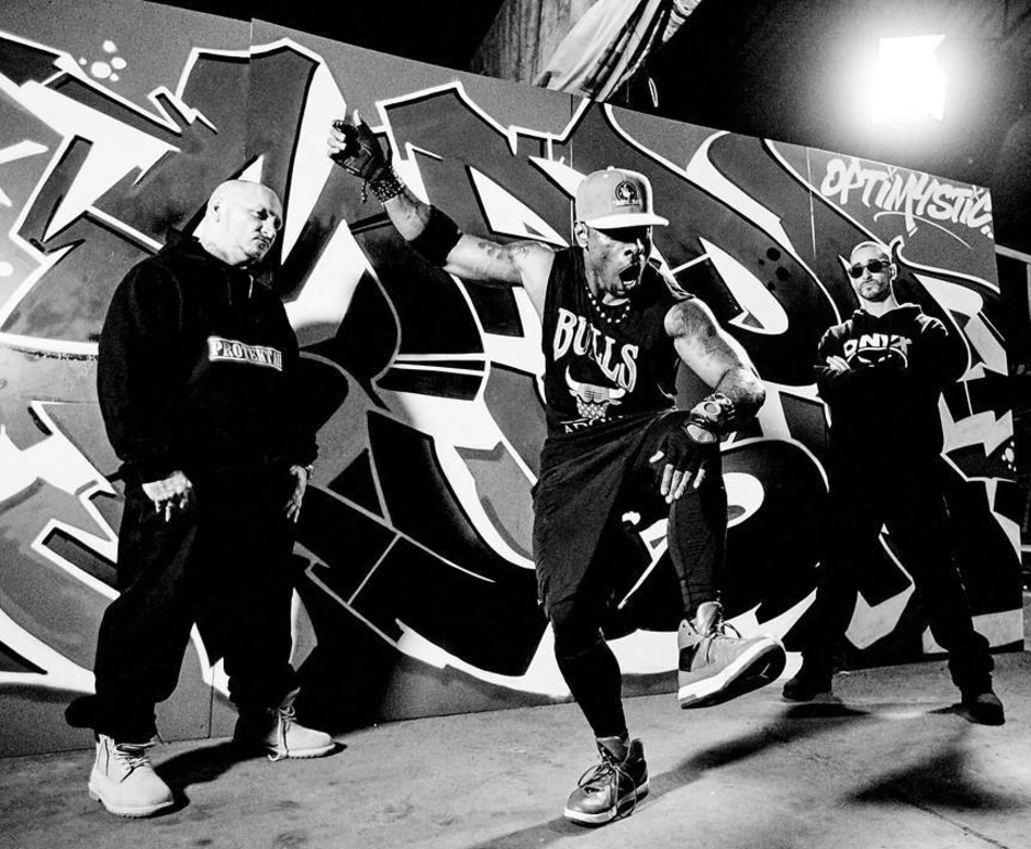 """OptiMystic teams up with Onyx and JR for the """"Madd Rush"""" video"""